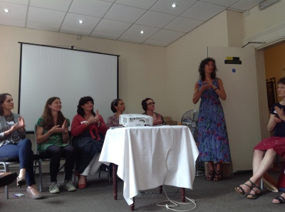 EFT at Natal Hypnotherapy Study Day