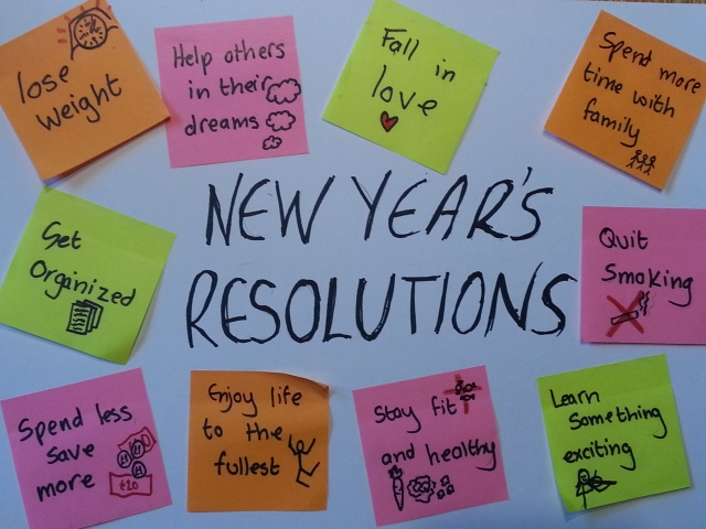 Top 10 New Years resolutions for 2014 Journal of Clinical Psychology.  Image courtesy of instagram.com/artastrophic